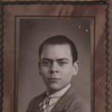 Fotografía antigua: FOTO DEL FOTOGRAFO J. ALONSO - SALÓN VICTOR PRADERA DE BARCELONA - . Lote 111814791