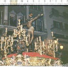 Fotografía antigua: FOTOGRAFÍA STMO. CRISTO DE LA EXPIRACION SEMANA SANTA DE SEVILLA. Lote 112566115