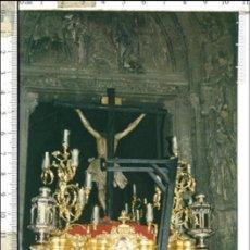 Fotografía antigua: FOTOGRAFÍA STMO. CRISTO DE LA EXPIRACION SEMANA SANTA DE SEVILLA. Lote 112567239