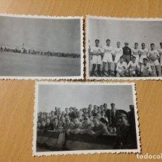 Alte Fotografie - ANTIGUAS FOTOGRAFIAS CAMPO DE FUTBOL DE YECLA MURCIA - 112646847