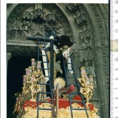 Fotografía antigua: FOTOGRAFÍA STMO. CRISTO DE LAS CINCO LLAGAS , SEMANA SANTA DE SEVILLA. Lote 112683523