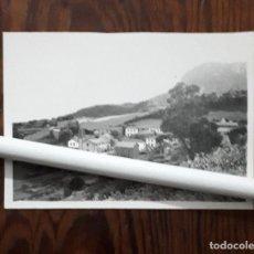Fotografía antigua: ANTIGUA FOTOGRAFÍA DE SAN ANDRES DE TEIXIDO A CORUÑA . Lote 112830339
