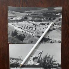 Fotografía antigua: 2 ANTIGUAS FOTOGRAFIAS DE VILCHES JAEN . Lote 112830771