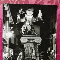 Fotografía antigua: ANTIGUA FOTOGRAFÍA.FALLA NA JORDANA.AÑO 1967.FOTO FALLAS DE VALENCIA.. Lote 112833943