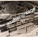 Fotografía antigua: ANTIGUA FOTOGRAFIA, MAQUETA DE FERROCARRILES, 178X128MM. Lote 112977483