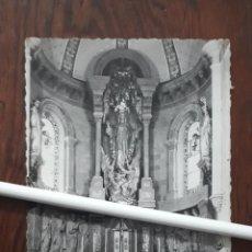 Fotografía antigua: ANTIGUA FOTOGRAFÍA DE LA PURÍSIMA DE LOS PADRES CISTERCIENSES VENTA DE BAÑOS PALENCIA. Lote 113439803