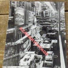 Fotografía antigua: ANTIGUA FOTOGRAFIA, ESCAPARATE DE UNA JUGUETERIA, 128X178MM. Lote 113886711