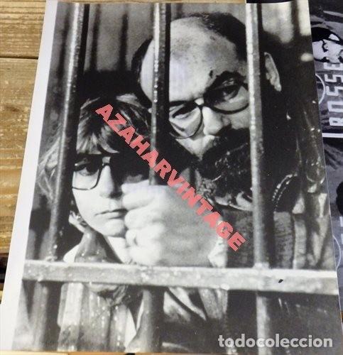 TURIN, ITALIA, 1981, MIEMBROS DE LAS BRIGADAS ROJAS, 180X240MM (Fotografía Antigua - Fotomecánica)
