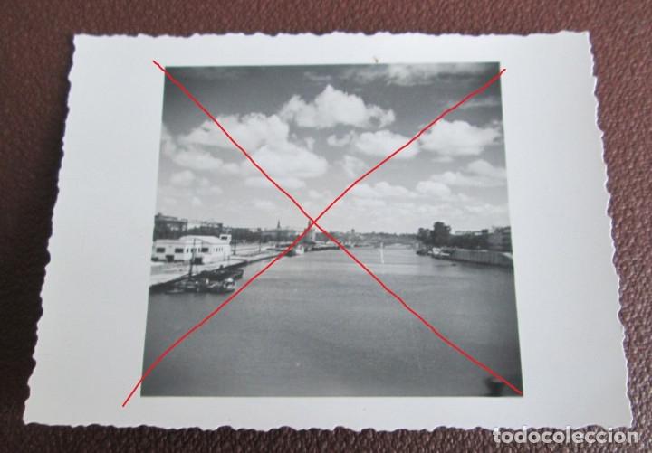Fotografía antigua: 17 fotos de SEVILLA 1950 +/- - Foto 3 - 27638308