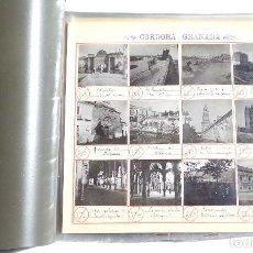 Fotografía antigua: CONJUNTO 191 FOTOGRÁFIAS DE C.1925, CORDOBA, GRANADA, MARMOLEJO, MONASTERIO PIEDRA, PUEBLOS ESPAÑA. Lote 116484115