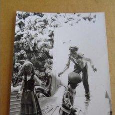 Fotografía antigua: DETALLE FOTO FALLA - 1970 - FALLAS DE VALENCIA - FOTOGRAFIA ORIGINAL. Lote 116842623