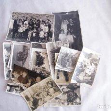 Fotografía antigua: GRAN LOTE DE 23 FOTOS DE MARIN AÑOS 50/60. Lote 116930991
