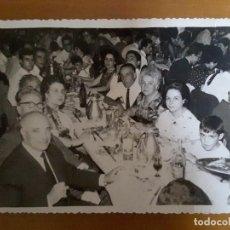 Fotografía antigua: FOTO CELEBRACIÓN BANQUETE - 2-9-1964 FOT. ORTEGA (MADRID). Lote 116945887