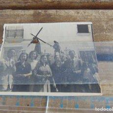 Fotografía antigua: FOTO FOTOGRAFIA SEMANA SANTA JESUS NAZARENO EL ARAHAL ?? SEVILLA. Lote 116993583