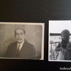 Fotografía antigua: LOTE FOTOS RETRATOS. Lote 117381191
