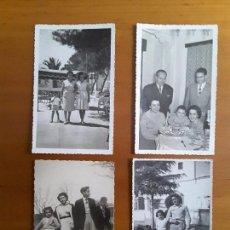Fotografía antigua: LOTE FOTOS ANTIGUAS. Lote 117383795