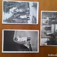Fotografía antigua: LOTE FOTOS ANTIGUAS. Lote 117383927