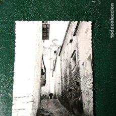 Fotografía antigua: FOTOGRAFÍA DE CHÓVAR. PROVINCIA DE CASTELLÓN. FOTO. Lote 117536347