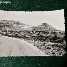 Fotografía antigua: FOTOGRAFÍAS DE ARES DEL MAESTRE. PROVINCIA DE CASTELLÓN. FOTO. Lote 117538119