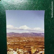 Fotografía antigua: FOTOGRAFÍA. PUEBLO DE LIRIA. PROVINCIA DE VALENCIA. FOTO AÑO 1971.. Lote 117544731