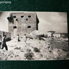 Fotografía antigua: ANTIGUA FOTOGRAFÍA DE OROPESA. PROVINCIA DE CASTELLÓN. FOTO AÑO 1959.. Lote 117589875