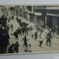 Fotografía antigua: PAMPLONA. SAN FERMÍN 1934.. Lote 117681648
