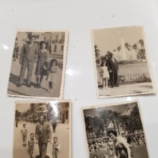 Old photograph - LOTE DE 4 FOTOGRAFIAS DE ALICANTE - 117865542