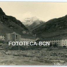 Fotografía antigua: FOTO ORIGINAL SANTUARIO DE NURIA AÑO 1960. Lote 118231999