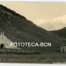 Fotografía antigua: FOTO ORIGINAL ERMITA DE SANT GIL SANTUARIO DE NURIA AÑO 1960. Lote 118232127