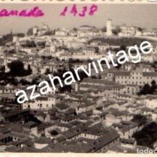 Fotografía antigua: GRANADA, 1938, GUERRA CIVIL, LOTE TRES FOTOGRAFIAS.80X55MM. Lote 118582699