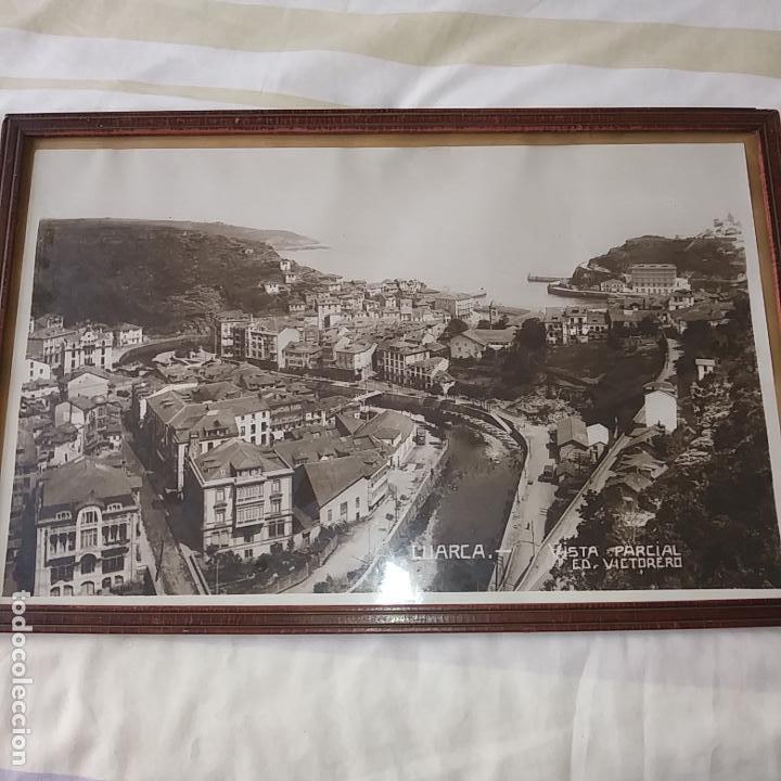 Fotografía antigua: GRAN FOTO AÑOS 30, ORIGINAL, LUARCA, ASTURIAS. VER FOTOS. - Foto 2 - 118708327