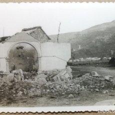 Fotografía antigua: FOTO ANTIGUA ORIGINAL.RIBADELAGO VIEJO. IGLESIA. ZAMORA. FOTOS. AÑO 1965. MEDIDAS 102 MM X 72 MM.. Lote 118752615