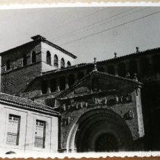 Fotografía antigua: FOTO ANTIGUA ORIGINAL E INEDITA. SANTILLANA DEL MAR 7. FOTOS. AÑO 1956. MEDIDAS 102 MM X 72 MM.. Lote 118853283