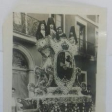 Fotografía antigua: LAREDO. BATALLA DE FLORES 1926. Lote 119033928
