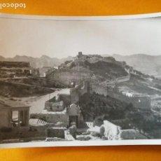 Fotografía antigua: ANTIGUA FOTOGRAFÍA DE SAGUNTO. PROVINCIA DE VALENCIA. FOTO AÑOS 60.. Lote 119439183