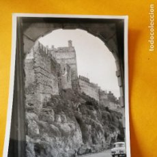 Fotografía antigua: ANTIGUA FOTOGRAFÍA DE SAGUNTO. PROVINCIA DE VALENCIA. FOTO AÑOS 60.. Lote 119439235