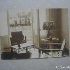Fotografía antigua: MARRUECOS.HABITACIÓN DE HOTEL. AÑOS 60. Lote 119482283