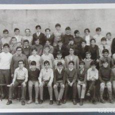 Fotografía antigua: PROMOCION AÑOS 60 COLEGIO LA SALLE DE BURGOS. Lote 119520471