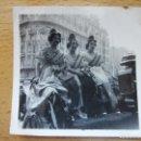 Fotografía antigua: FOTOGRAFIA. FALLA DE VALENCIA. BELLEZAS FALLERAS. AÑO 1943. FALLAS.. Lote 119634363