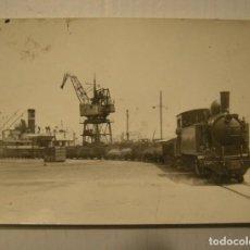 Fotografía antigua: CGFC- COMPAÑIA GENERAL DE FERROCARRILES CATALANES. LOCOMOTORA Nº 13. Lote 120263311