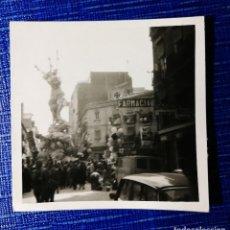 Fotografía antigua: FALLA NA JORDANA. FALLAS DE VALENCIA. FOTO AÑOS 60/70.. Lote 120266587