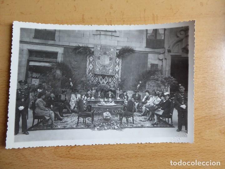 Fotografía antigua: Fotografía colecta pro Seminario. Santiago de Compostela - Foto 2 - 120770967