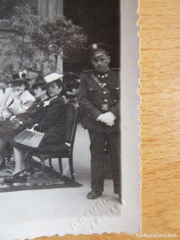 Fotografía antigua: Fotografía colecta pro Seminario. Santiago de Compostela - Foto 4 - 120770967