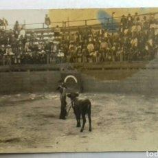 Fotografía antigua: MÉXICO. PLAZA DE TOROS DE PACHUCA HGO. AÑOS 20S.. Lote 121355499