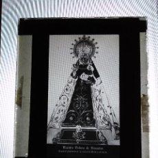 Fotografía antigua: AVILA ANTIGUO CLICHE NEGATIVO EN VIDRIO NTRA SRA DE SONSOLES. Lote 121482787