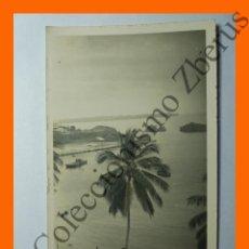 Alte Fotografie - Puerto de Santa Isabel (Fernando Poo) - Muelle nuevo en construcción - 121491315