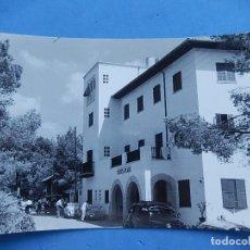 Fotografía antigua: FOTOGRAFÍA HOTEL PLAYA. CAMPDEMAR. MALLORCA. BALEARES.. Lote 121529583