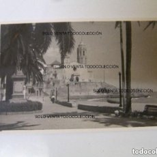 Fotografía antigua: SITGES GARRAF FOTO ANTIGUA ORIGINAL AÑOS 30. Lote 121716619