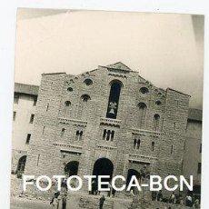 Fotografía antigua: FOTO ORIGINAL VALL DE NURIA SANTUARI AÑOS 50/60. Lote 121736143