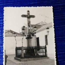 Fotografía antigua: ANTIGUA FOTOGRAFÍA. BANDA DE MÚSICA. LABORATORIO FOTOGRÁFICO ELBA JAÉN. FOTO AÑOS 40/50. FOTO.. Lote 122278027